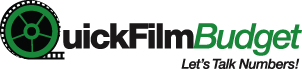 Quick Film Budget Logo