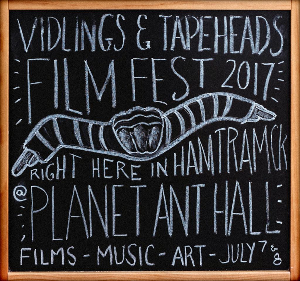 VTFF2017 Chalkboard