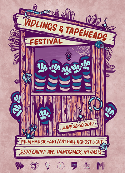 Vidlings & Tapeheads Film Festival 2019 | June 28-30