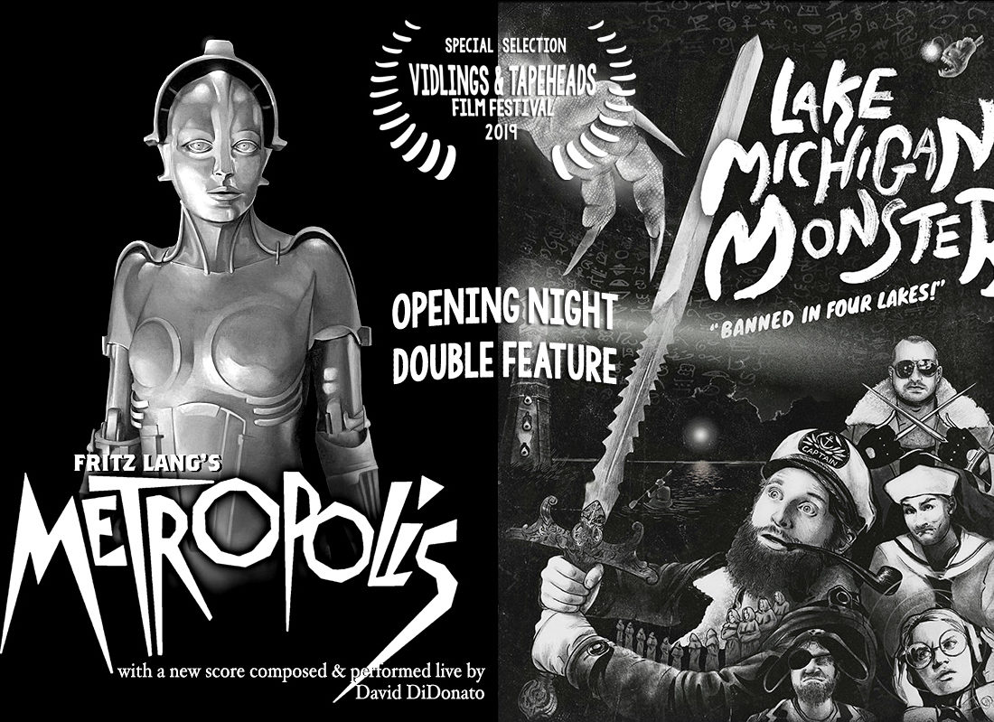 VTFF2019 Opening Night Double Feature