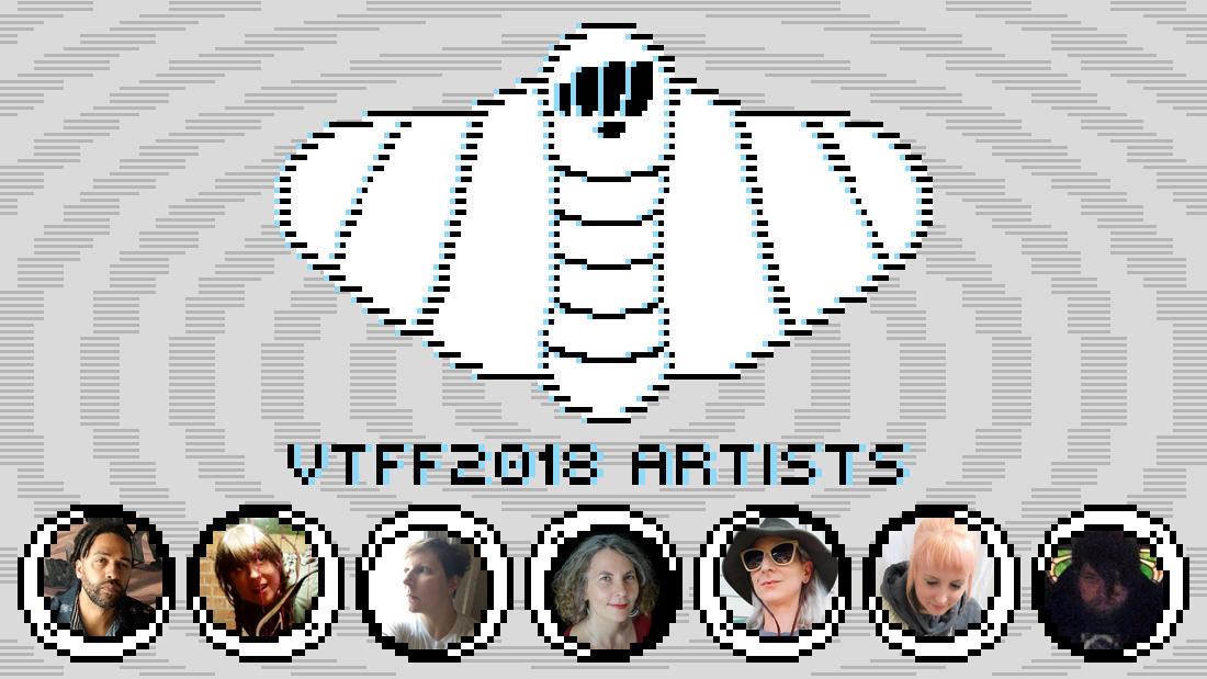VTFF2018 Artists