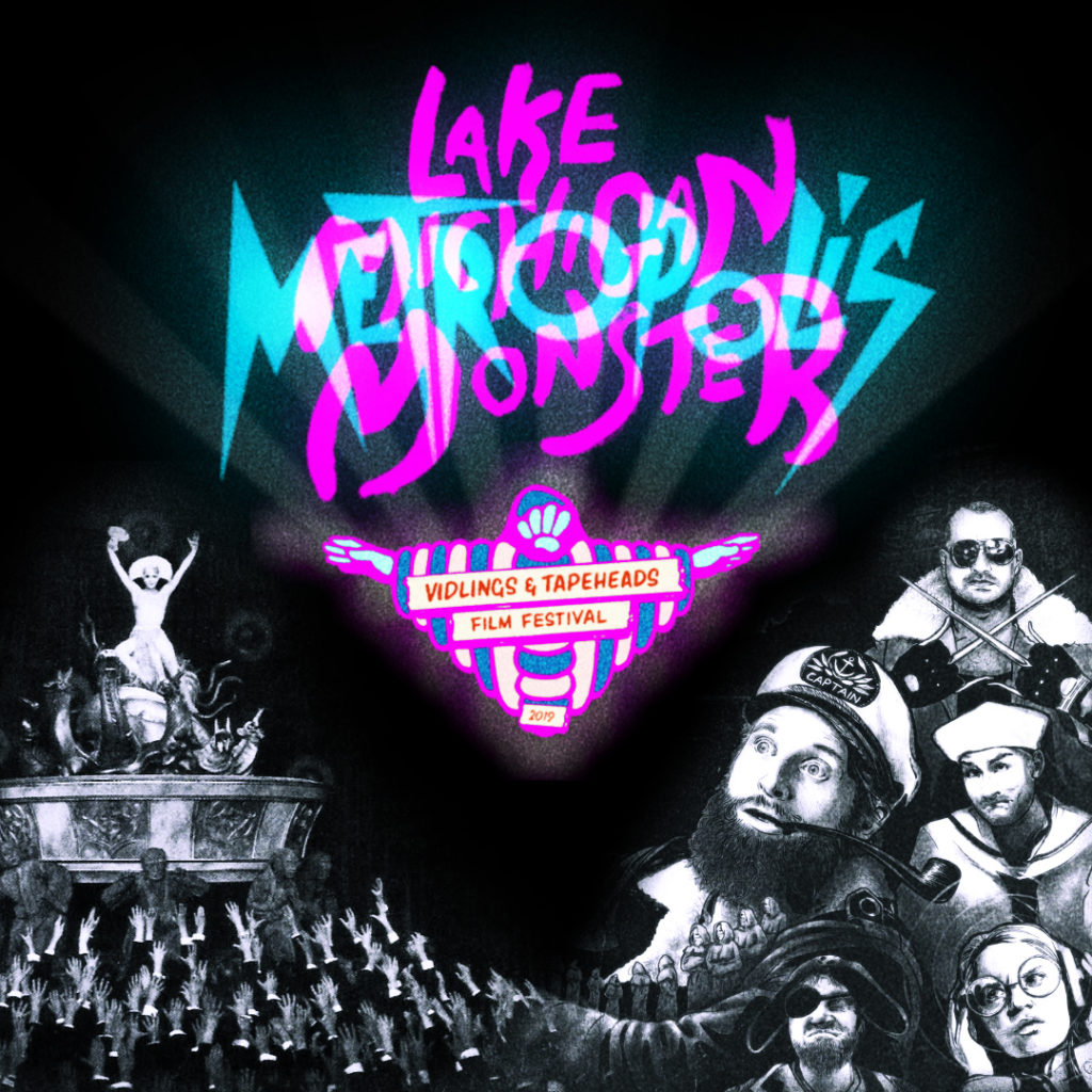Metropolis & Lake Michigan Monster