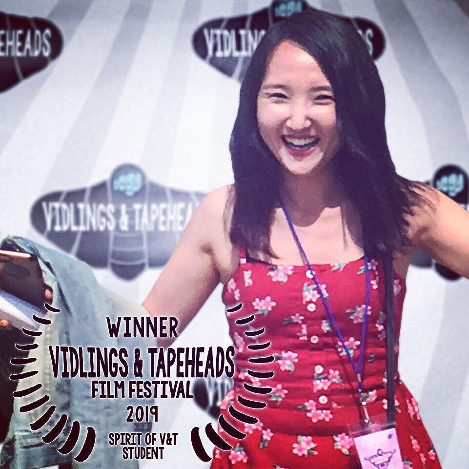 VTFF2019 Winner Student Spirit of V&T